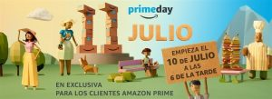 Comprar en Amazon Prime Day 2017