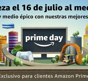 Amazon Prime Day 2018 España 16 y 17 de Julio