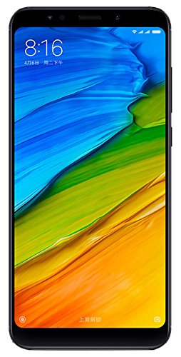 Xiaomi Redmi 5 Plus Negro Version Español